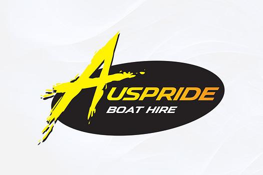 Auspride Rockhampton | Typographic Logo Design