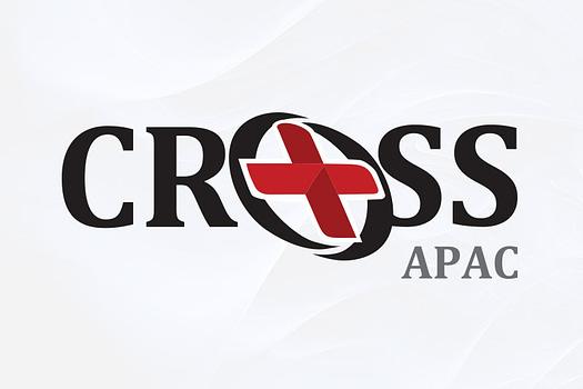 Cross APAC | Typographic Icon