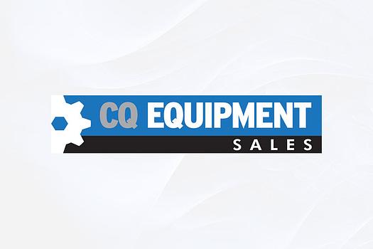 Central Queensland Equipment Sales | Combination Logo Design