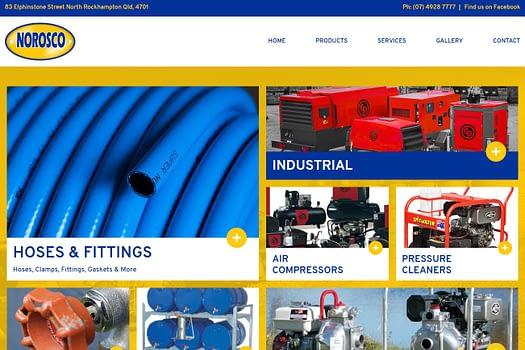 Norosco Rockhampton | Website Development