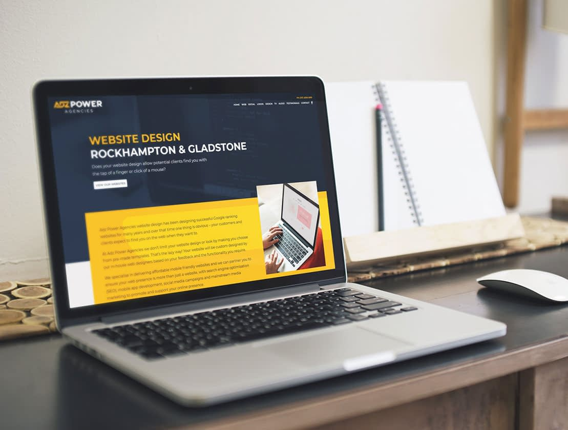 Website Design Rockhampton