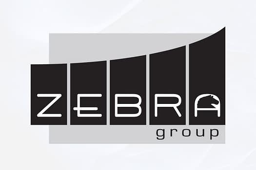 Zebra Group Rockhampton | Combination Logo Design