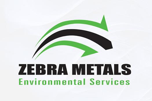 Zebra Metals Rockhampton | Combination Logo Design