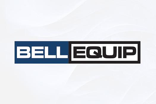 Bellequip Rockhampton | Typographic Logo Design
