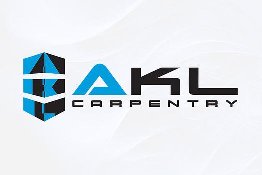 AKL Carpentry Rockhampton | Combination Logo Design